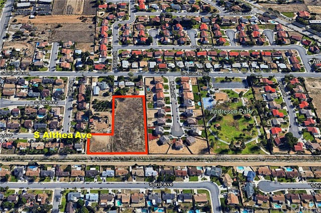 0 Althea Avenue, Rialto, CA 92376
