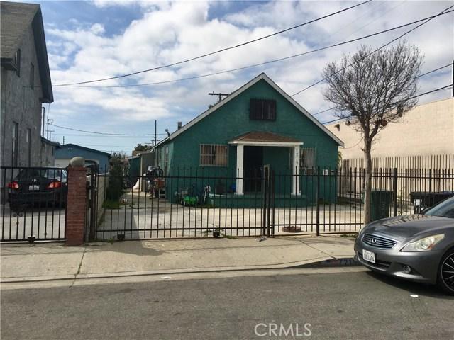 7219 Elsie Street, Los Angeles, CA 90001