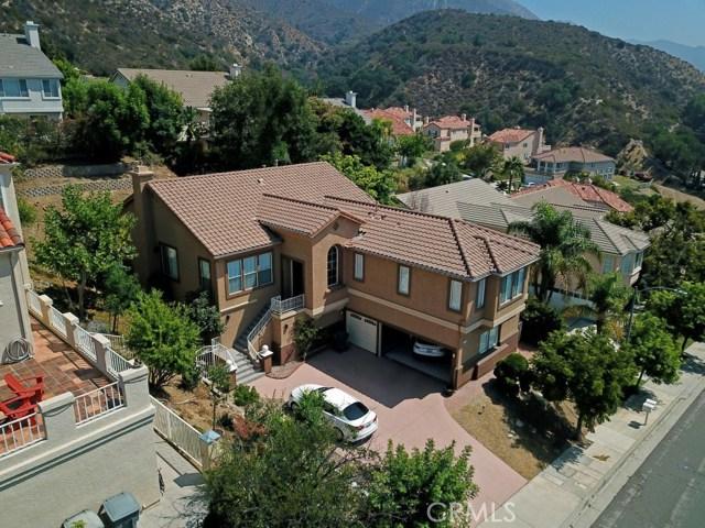 3825 Sky View Lane, Glendale, CA 91214