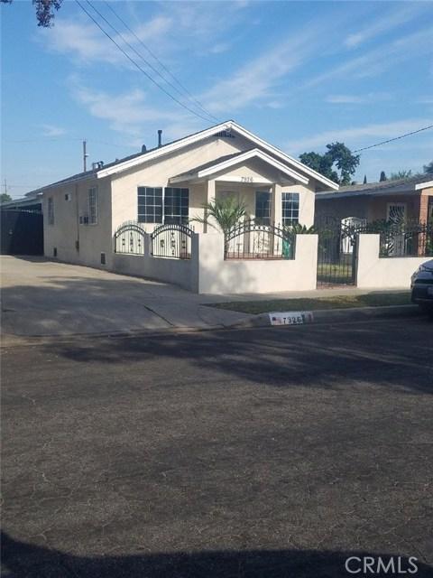 7926 Alix Avenue, Los Angeles, CA 90001