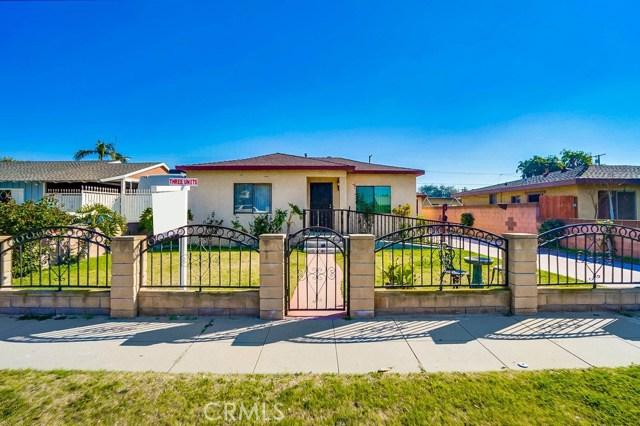 15716 Orizaba Avenue, Paramount, CA 90723
