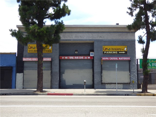1610 S Main Street, Los Angeles, CA 90015