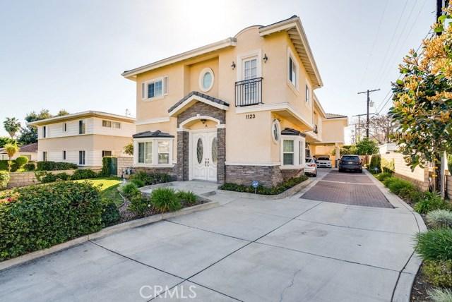 1123 Sunset Blvd Arcadia, CA 91007