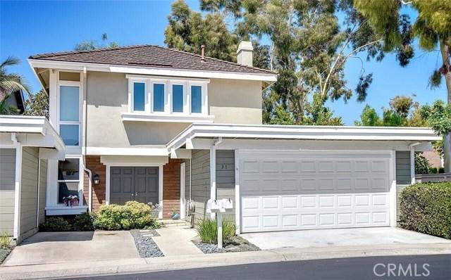31 Tanglewood Drive, Irvine, CA 92604