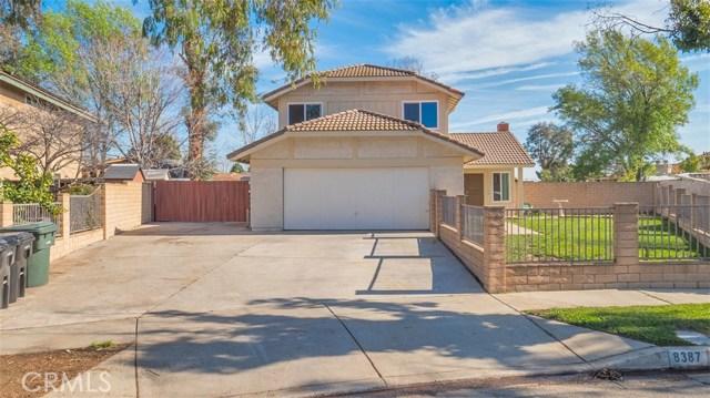 8387 Diamond Place, Rancho Cucamonga, CA 91730