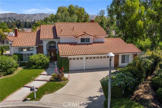One of Mountain View Yorba Linda Homes for Sale at 20371  Via Juana