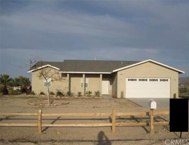 6437 El Comino Road, 29 Palms, CA 92277