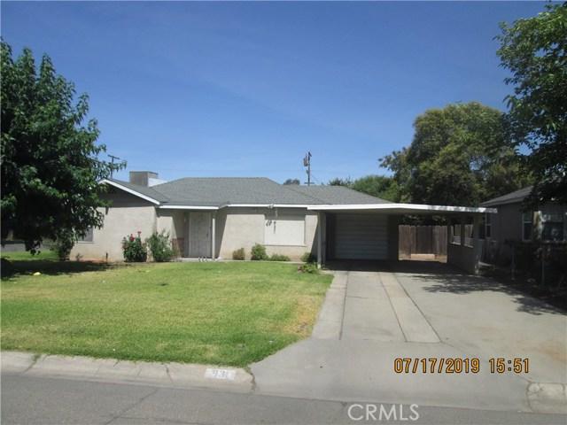 931 Austin Street, Madera, CA 93637