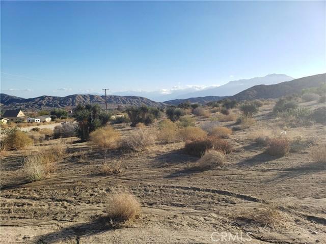 0 Pinon, Morongo Valley, CA 92256