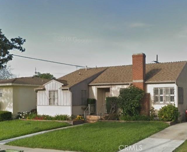 11831 Menlo Avenue, Los Angeles, CA 90044