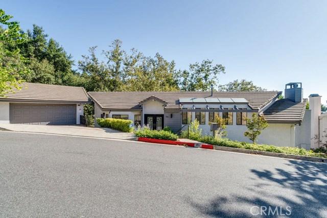 1864 Arvin Drive, Glendale, CA 91208