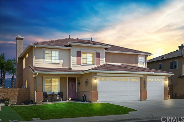 Photo of 347 Ivy Crest Drive, San Jacinto, CA 92582