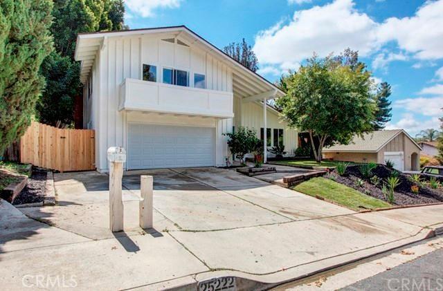 25222 Pradera Drive Mission Viejo, CA 92691