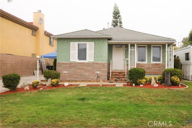 20927 Denker Avenue, Torrance, CA 90501