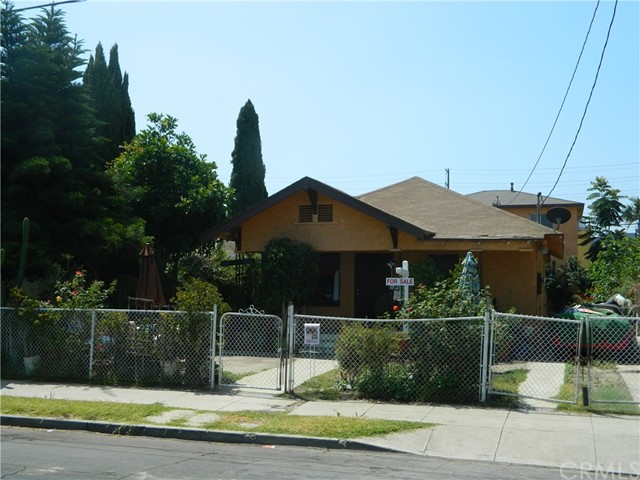 824 W. 43rd. Place, Los Angeles, CA 90037