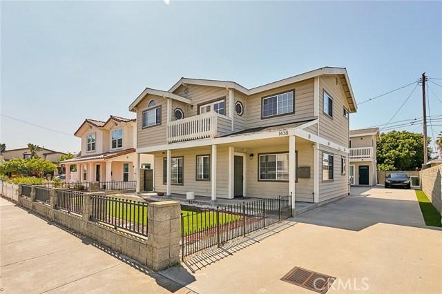 1438 Gardena, Gardena, California 90247, ,Residential Income,For Sale,Gardena,SB20153452