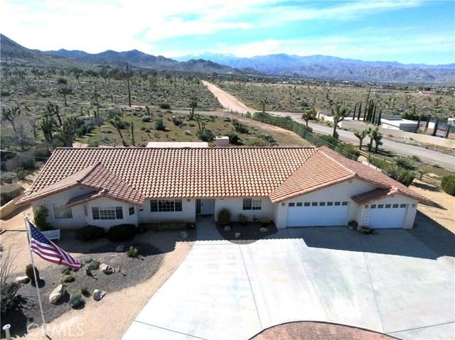 9100 Joshua Lane, Yucca Valley, CA 92284