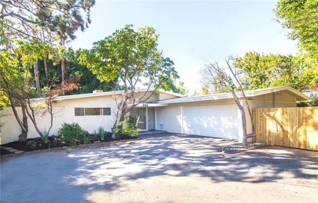 282 Wigmore Drive, Pasadena, CA 91105