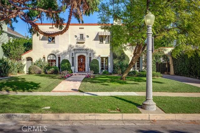 760 S Hudson Avenue, Pasadena, CA 91106