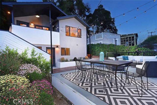 3813 De Longpre Avenue, Los Angeles, CA 90027