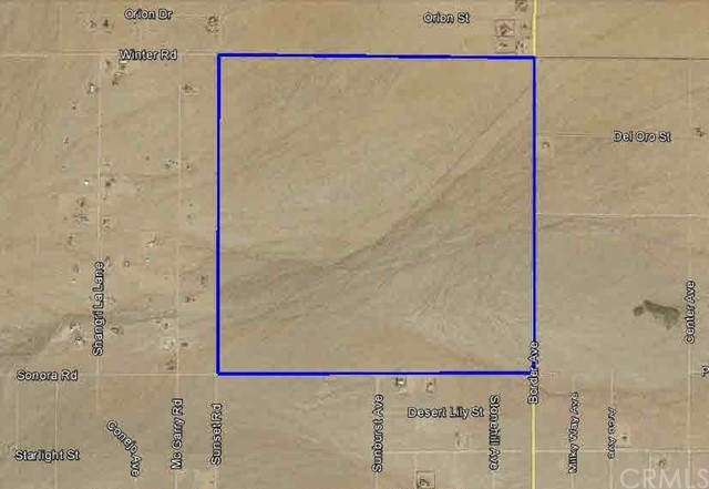 0 Border Avenue, Joshua Tree, CA 92252