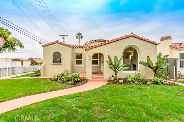 8900 S Hobart Boulevard, Los Angeles, CA 90047