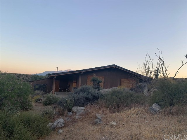 11070 Hill Avenue, Morongo Valley, CA 92256
