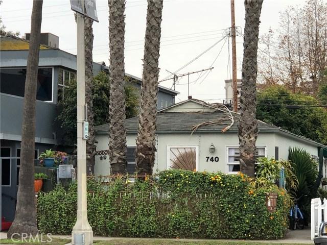 740 Washington Boulevard, Marina del Rey, CA 90292