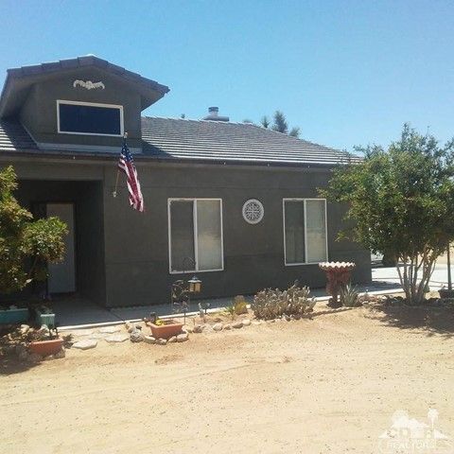 60779 Sunny Sands Drive, Joshua Tree, CA 92252