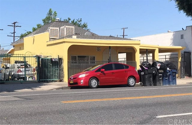7671 Compton Avenue, Los Angeles, CA 90001