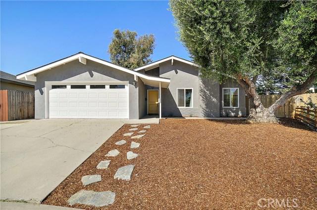 1026  Sycamore Drive, Arroyo Grande in San Luis Obispo County, CA 93420 Home for Sale