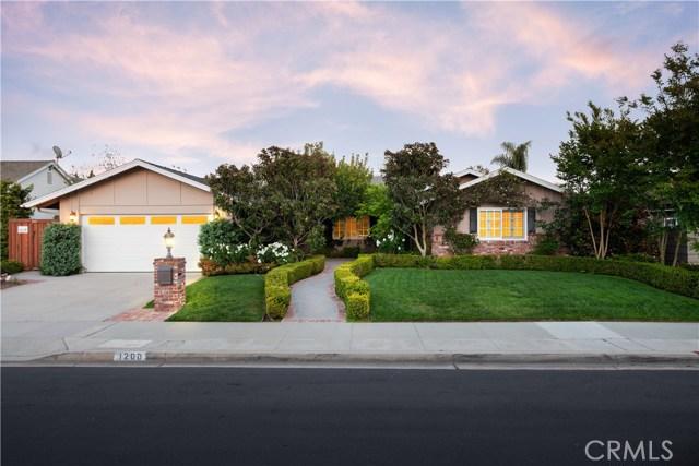 1200 Berkshire Lane | Westcliff East (WCDE) | Newport Beach CA