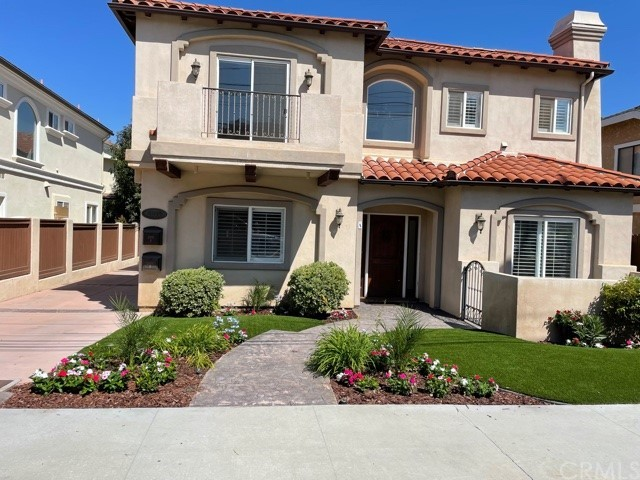 Beautiful home on great street with new front landscaping and artificial grass.