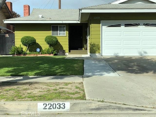 22033 Pontine Avenue, Carson, CA 90745