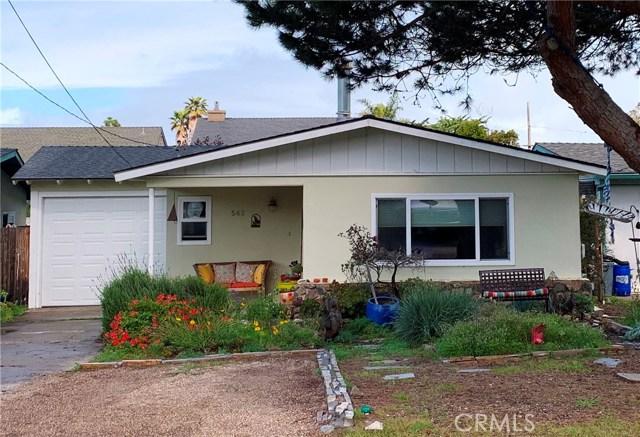 542 Mitchell Drive, Los Osos, CA 93402