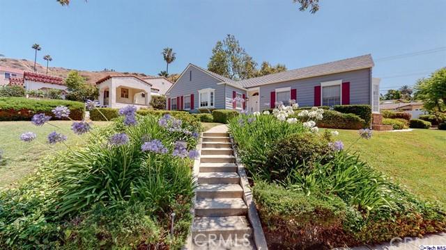 1700 Ard Eevin Avenue, Glendale, CA 91202