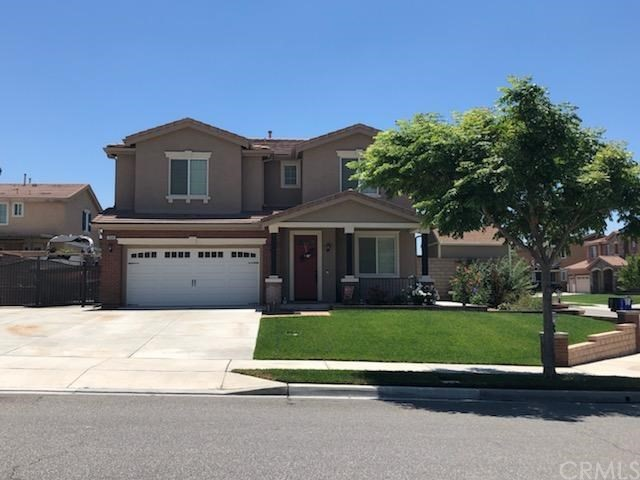 15345 Thistle Street, Fontana, CA 92336