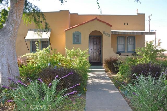 603 E Jefferson Avenue, Orange, CA 92866