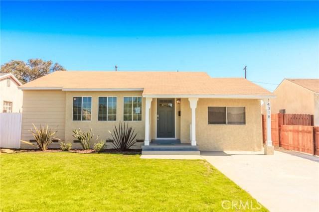 14318 S Cairn Avenue, Compton, CA 90220