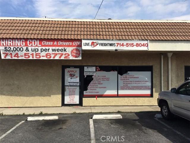 11800 Norwalk Boulevard B, Santa Fe Springs, CA 90670