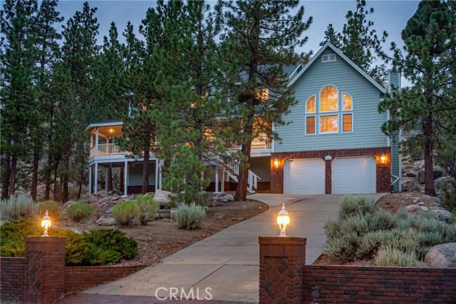 42658 Gold Rush Drive, Big Bear, CA 92315