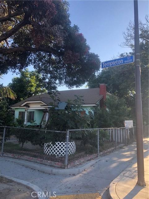 6603 Templeton Street, Huntington Park, CA 90255