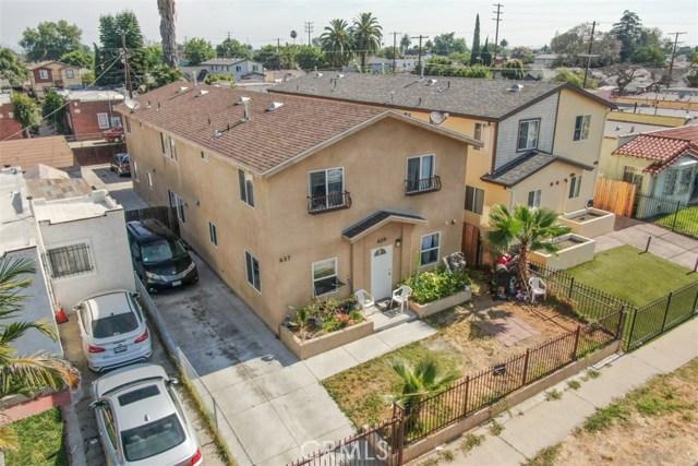 637 E 83rd Street, Los Angeles, CA 90001