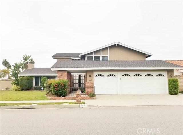 741 Kirkwood Lane, La Habra, CA 90631