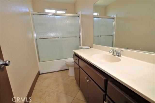 Full Bath between the 3 Standard Bedrooms