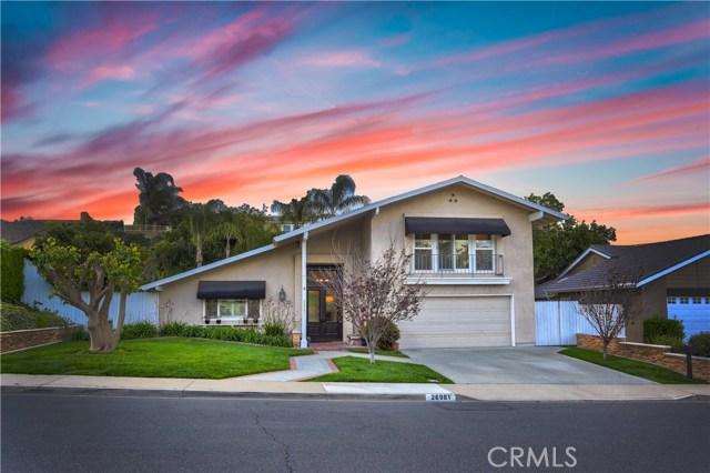 26981 Carranza Drive, Mission Viejo, CA 92691