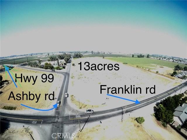 0 Franklin Rd., Merced, CA 95340