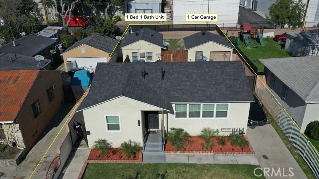 1655 E 122nd Street, Los Angeles, CA 90059