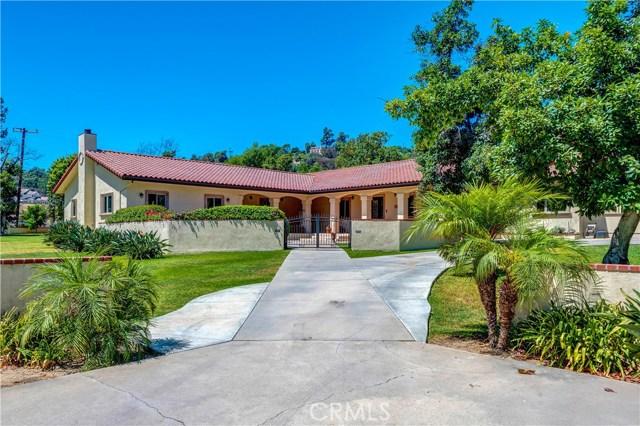 1490 N Cypress Street, La Habra Heights, CA 90631