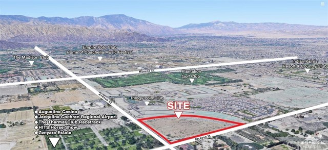 Listing Details for 0 Jackson St & Ave 52, Indio, CA 92201